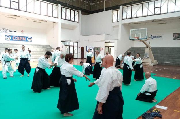 Primo Seminario Aikido – Csen Nazionale
